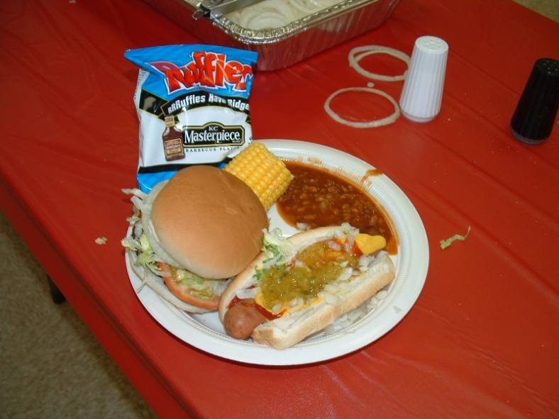 From the Country Caterers Barbeque website