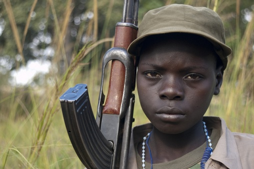 The Lord's Resistance Army (Joesph Kony)