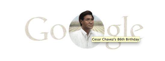 It's Cesar Chavez, You Idiots!