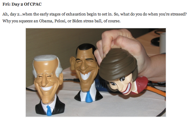 Squishy politicians from CPAC featured on News Real Blog